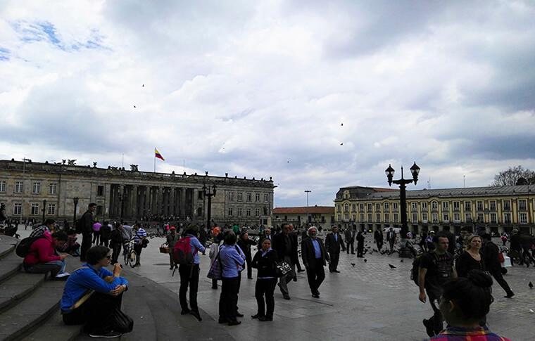 El Dorado de Bogotá