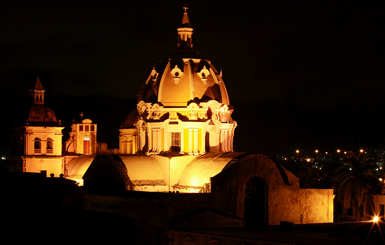 Cartagena nightlife tour