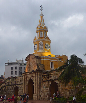 free walking tour cartagena
