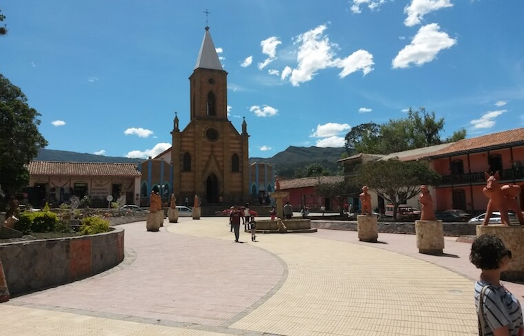 day trips from bogota