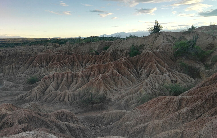 desierto colombia