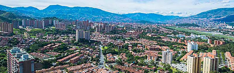 Medellín permite viajar en el tiempo