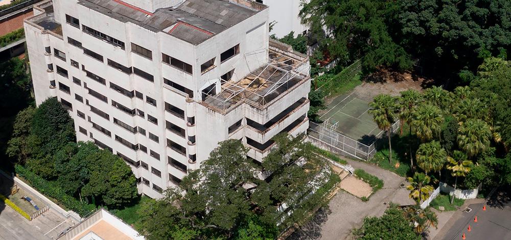 Edificio monaco pablo escobar