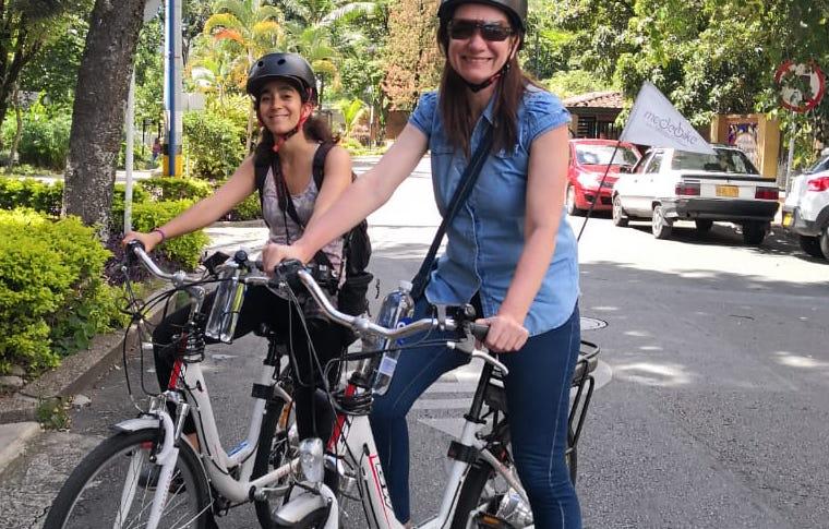 Tour en bicicleta medellin
